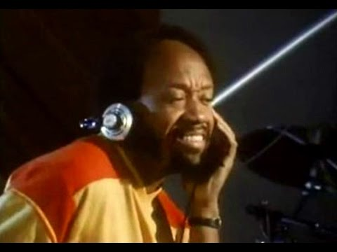 "Maurice White ""The Making of Rock and Rule"" Earth,Wind & Fire ""Dance,Dance,Dance"" 1983"