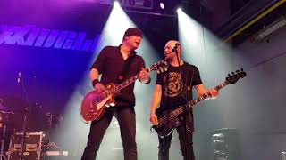 MAXXWELL live - Kaminwerk - Memmingen - 12.04.2019