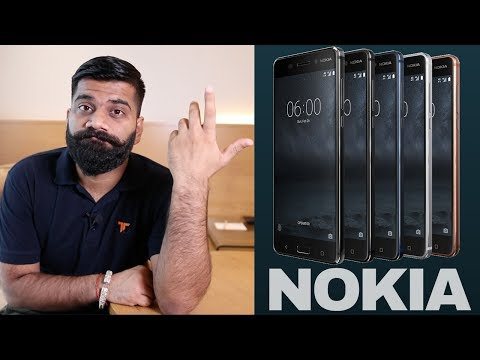 NOKIA is doing it all WRONG??? My Opinions on Nokia 3,5,6,7,