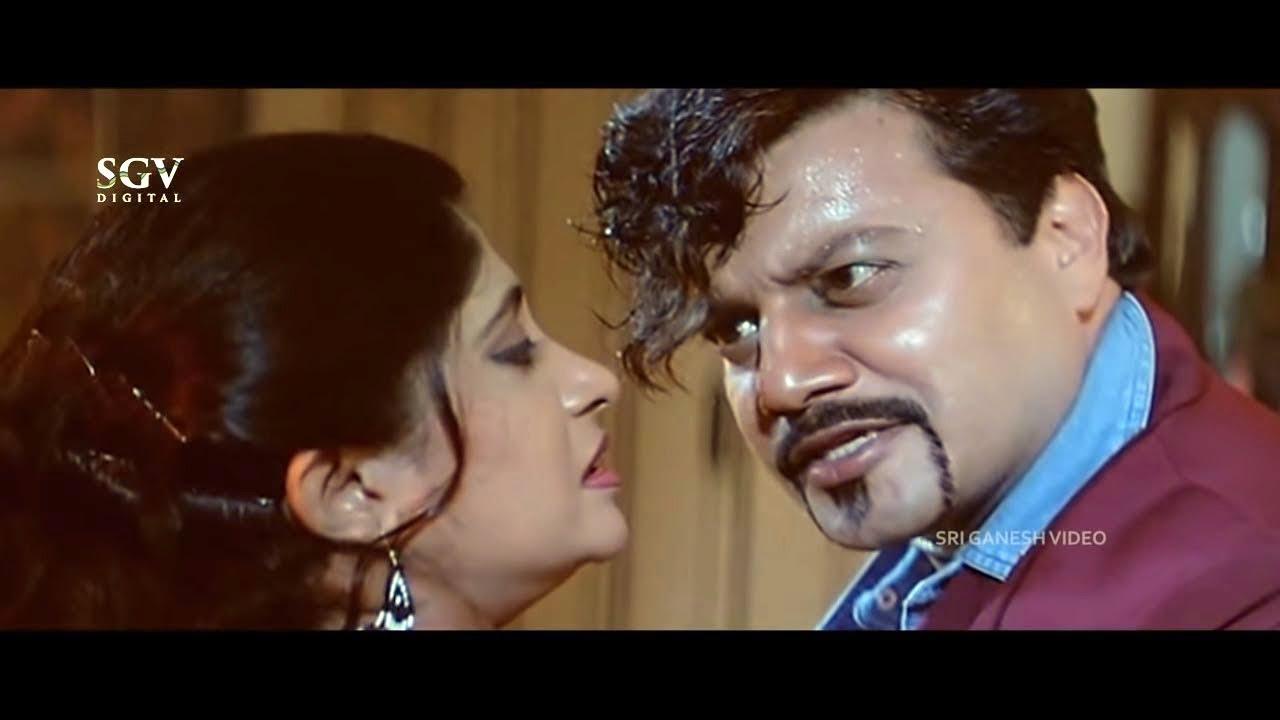 Monda | Kannada Full HD Movie | Saikumar | Sharath Lohithashwa | Vinaya Prasad | Thriller Movie