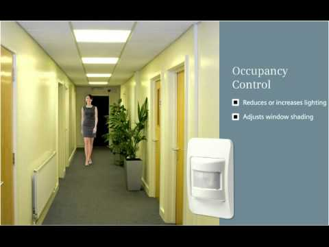 Siemens Gamma Lighting Control