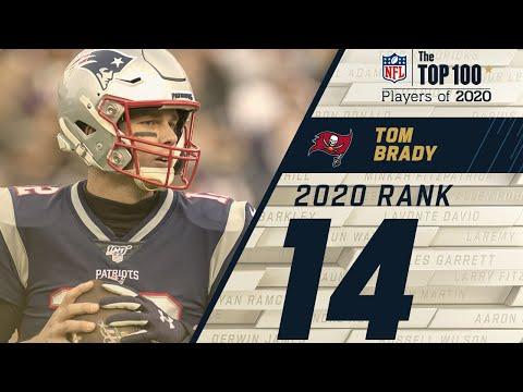 #14: Tom Brady (QB, Buccaneers) | Top 100 NFL Players of 2020