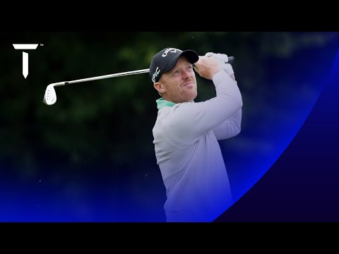David Horsey fires 64 to move into contention   2021 ISPS HANDA World Invitational