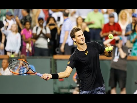 BNP Paribas Open 2017: Anything Is Pospisil