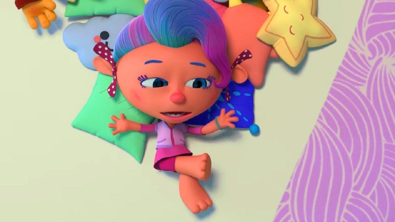 Пустыня Лени – Монсики – мультфильм для детей – Чувства и эмоции