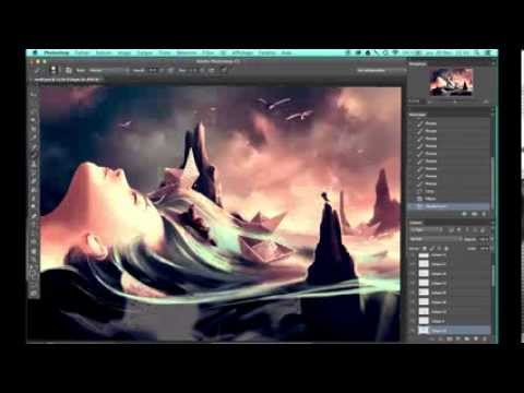 Airbrush & Photoshop Tutorials & Step by Steps