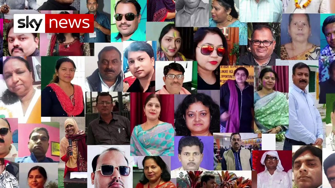 Download COVID in India: Families says teachers died after being forced to do election work