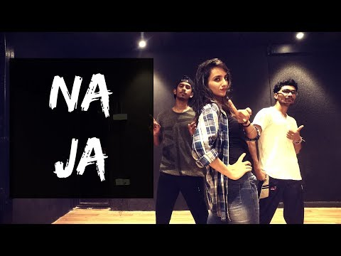 Na Ja | Pav Dharia | Tejas Dhoke Choreography | Dance Fit Avenue