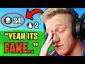 Fortnite Streamers CAUGHT FAKING VIDEOS! (Tfue, Fe4rless, FaZe)