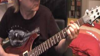 Wicked Game Chris Isaak / HIM Guitar Lesson by Siggi Mertens