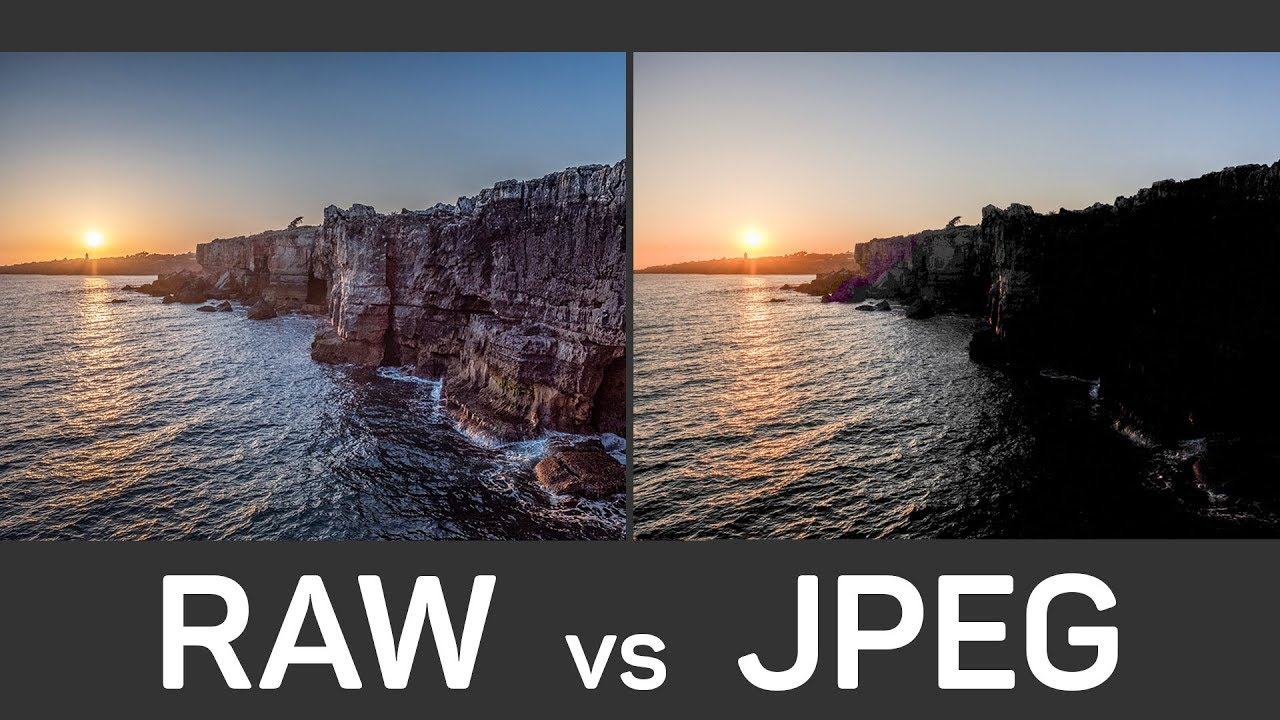 RAW vs JPEG Explained! Take your photography to the next ...