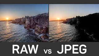 RAW vs JPEG Explained! Take your photography to the next level!
