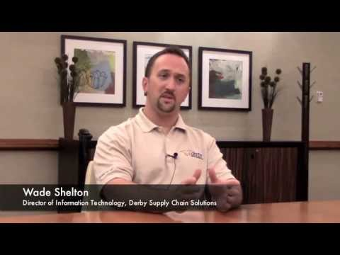 Accellos Case Study: A Conversation with Wade Shelton, Director of IT, Derby Supply Chain Solutions