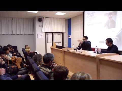 """uca-tutores-del-rock-presencia-literaria-a-cargo-de-santiago-auserón-""""el-ritmo-perdido""""-6/03/2013"""