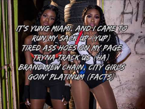 City Girls – Act Up (Lyrics)
