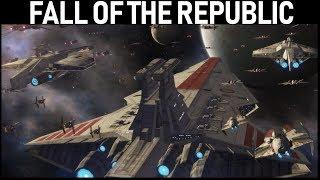 NEW CLONE WARS MOD! FALL OF THE REPUBLIC -- Live with Corey and Charlie!