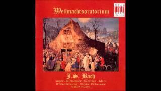 Weihnachtsoratorium J.S.Bach -25- Lasset uns nun gehen (Rezitativ Tenor und Chor) - 3. Teil