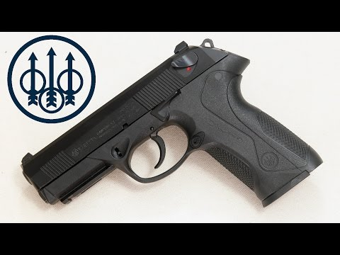 Review: Beretta PX4 Storm - Surprisingly great!