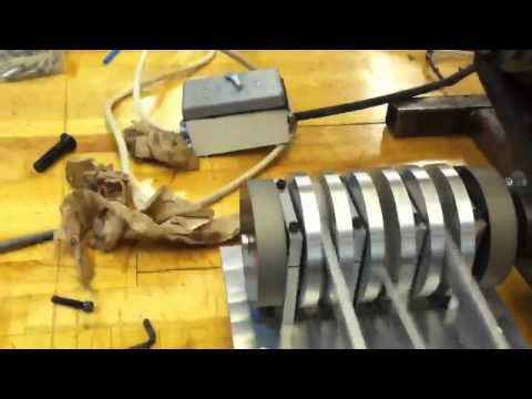 Air compressor - testing