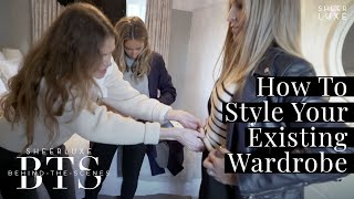 Wardrobe Detox + How To Style Your Existing Wardrobe | BTS S10 Ep2