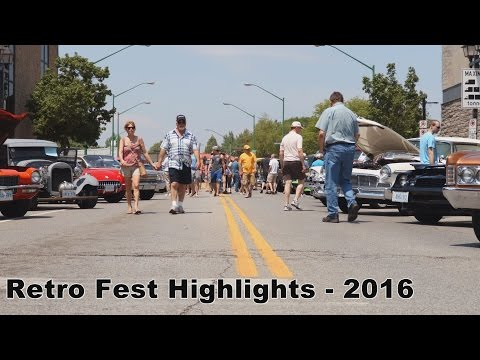 Chatham-Kent Retro Fest Highlights 2016