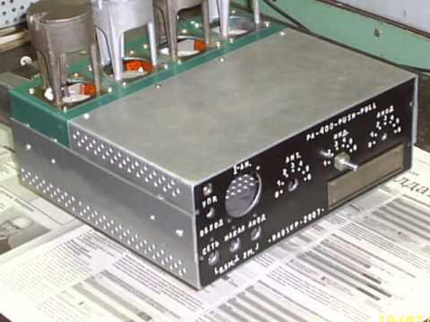 ACOM 1010 160-10m amplifier | ACOM