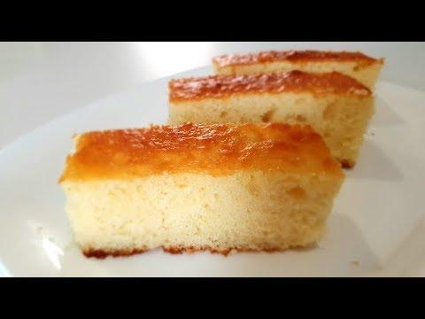 le-gâteau-de-notre-enfance-au-yaourt-et-citron😋-🍋-tres-moelleux-!