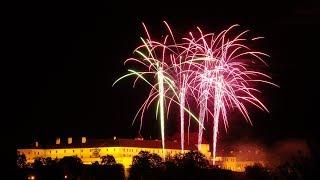 Ohňostroj Ignis Brunensis, Brno - hrad Špilberk