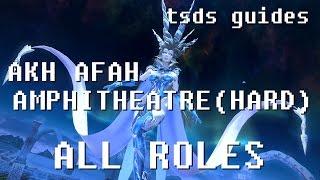 ffxiv heavensward akh afah amphitheatre hard guide for all roles