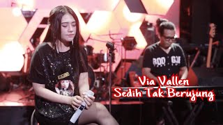 Via Vallen - Sedih tak berujung by glenn fredly ( Cover Version)