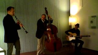 "Gypsy-Jazz-Trio Live@NeueWerkstattWinterthur: ""For Sephora"""