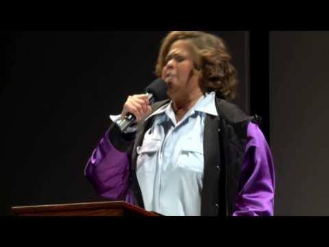 Anna Deavere Smith  Freddie Gray Funeral Oration