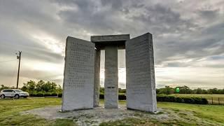 Скрижали Джорджии или Американский Стоунхендж это послание всему человечеству!