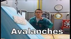 Qu'est-ce qu'une avalanche ? - C'est Pas Sorcier