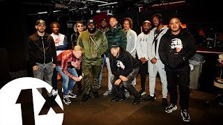 P Money and friends Team Takeover for DJ Target on 1Xtra