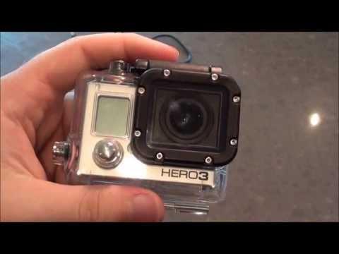 Use Your GoPro Hero 3/3+ Camera