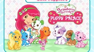 Strawberry Shortcake Puppy Palace Android İos Free Game GAMEPLAY VİDEO screenshot 2