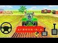 US Harvester Farming Sim - Real Tractor Driving Simulator  - Best Android GamePlay