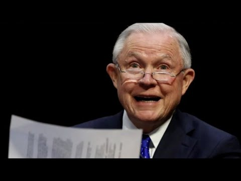 AG Sessions says he hasn't met with Robert Mueller
