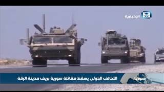 الحرس الثوري الإيراني يستهدف مدينة دير الزور بصواريخ بالستية