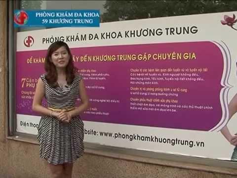 Phòng khám phụ khoa Khương Trung uy tín tại Hà Nội