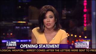 Judge Jeanine Pirro Slams Boston Bombers Jihad Mom