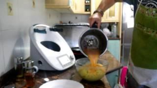 Tortilla Patata Thermomix TM5