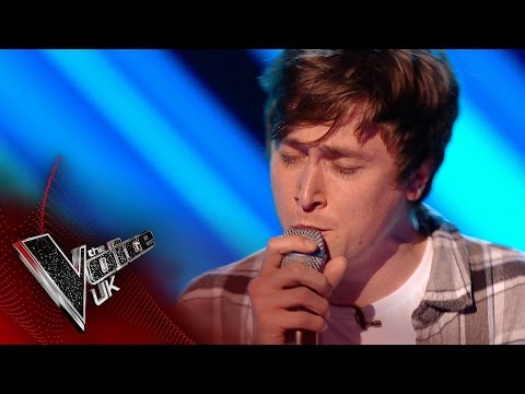 Max performs 'Call Me Al': Blind Auditions 1 | The Voice UK 2017