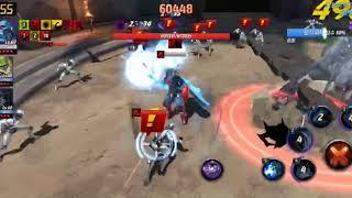 Marvel future fight Apocalypse extreme alliance battle 11.4m combat villain day