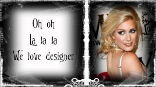 Heidi Montag - Fashion - Single [Lyrics]