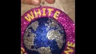 "Clay Candy Chains by Kashis Klay Chains ""White Gucci Mane"" custom chain"