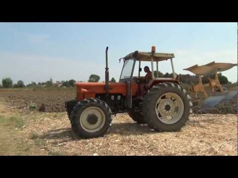 Tractor pulling zimmerwald 2014 fiat 1000 dth by for Fiat aratura
