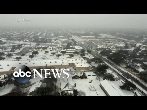 Over 13M without water in Texas amid winter weather crisis l GMA