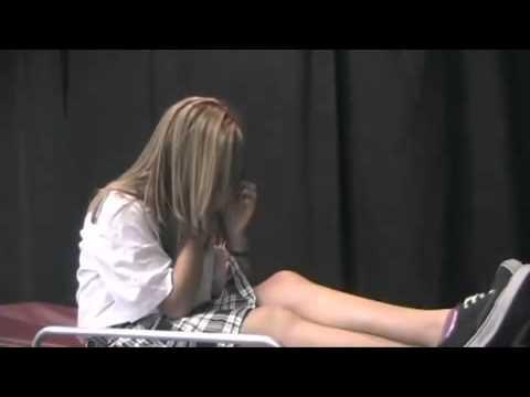 Dunnellon Middle School (Taken Book Trailer)